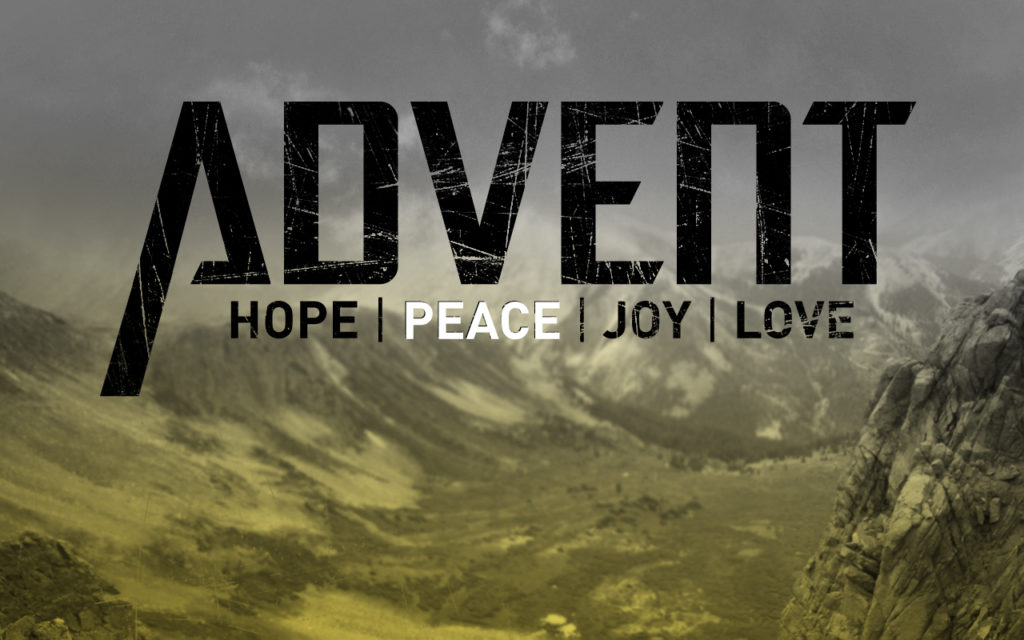 2014 Advent background for Projection